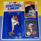 1990 ROGER CLEMENS Boston Red Sox * FREE s/h * Starting Lineup + bonus 1984 card
