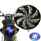 Motorcycle Atmosphere Lamp 8.5cm Windmill Flash Lamp Fire Wheel LED Strobe Light