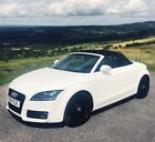 LARGER PHOTOS: Audi TT Sport TFSI White,Immaculate, Brand New Service&MOT, comes with warranty!