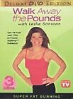 Walk Away the Pounds with Leslie Sansone Super Fat Burning DVD 2002
