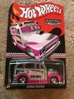 2013 ZAMAC School busted Drag Bus Hot Wheels Collector Edition Mail In REAL RIDE