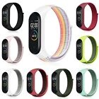Nylon Loop Replaceable Bracelet for Xiaomi Mi Band 3/Mi band 4 Smart Watch bands