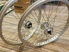 Alloy Bmx freestyle Wheels 48 Spokes 90s