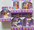 Vintage WINNIE the POOH COLLECTIBLE Lot of 5 Different VINTAGE