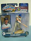 2001 Starting Lineup 2 Los Angeles Dodgers Shawn Green New In Package