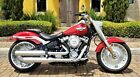 2019 Harley Davidson Softail 2019 HARLEY FAT BOY  ONLY 1380 MILES