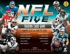 2019 Panini NFL Five Trading Card Game Football Cards 20