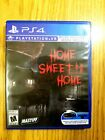 Home Sweet Home Sony PlayStation 4 PS4 PSVR Free Shipping