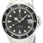 TUDOR Rolex Prince Oyster Date Submariner Steel Watch 75090 BF335425