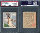 1950 BOWMAN #45 OTTO GRAHAM PSA 0 AA: AUTHENTIC ALTERED (6876) ROOKIE