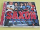 Saxon: The Collection CD (1996, Disky) NWOBHM