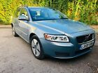 Volvo V50 Drive 16 S Diesel Low Road Tax Low Mileage Full Service History