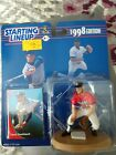 1998 CHUCK KNOBLAUCH-MINNESOTA TWINS STARTING LINEUP FIGURE- MINT IN PACKAGE