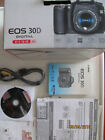 Canon EOS 30D Digital SLR Camera - Boxed With Manual , Case ,Disc and zoom Lens