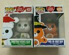 CARE BEARS CHRISTMAS WISHES + TRICK OR SWEET 2 EXCLUSIVE Funko Pop Vinyl Figure