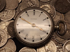 16 size Antique Waltham Pocket Watch Circa 1917