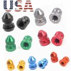 Tire Valve Stem Caps Tyre Wheel Dust Adapter Cover Fit Suzuki Hayabusa SV650 MP