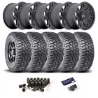 Mickey Thompson 3058421K35 Jeep Wheel and Tire Kit 1987 2006 Wrangler YJ TJ 1984