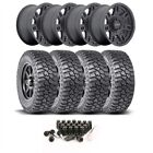 Mickey Thompson 3058421K44 Jeep Wheel and Tire Kit 1987 2006 Wrangler YJ TJ 1984