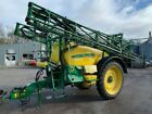 2012 John Deere 732 Trailed Sprayer 12 24 Meter 4 Section EL4 Controller