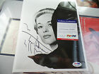 Tippi Hedren Signed PSA DNA COA The Birds insc autograph auto Alfred Hitchcock