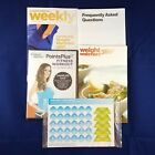 Weight Watchers 360 Program POINTS PLUS 2012 Kit Extras DVD Stickers FAQ Book