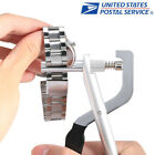 Watch Band Bracelet Strap Link Pin Remover Repair Plier Kit Tool and 3Pins