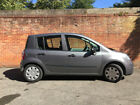 Silver Renault Modus 2006 lovely condition low mileage 1 lady owner from new