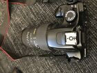 Canon EOS 1100D 12.0MP Digital SLR Camera with Sigma 70-300mm Lense