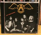AEROSMITH GET YOUR WINGS CD   KISS  AC/DC  THE WHO  ALICE COOPER  ROLLING STONES