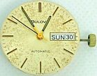 Bulova 1453.10 PO Vintage 17Jewels Men's Automatic Day/Date Movement and Dial