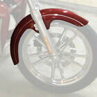Custom Front Fender For Harley Dyna Wide Glide Street Bob Fat Bob With 19