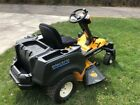 CubCadet RZT-S Zero turn electric riding mower. Usedless than 6 hours
