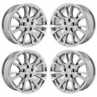 18 LEXUS HS250H PVD CHROME WHEELS RIMS FACTORY OEM ORIGINAL SET 74232