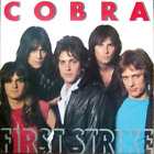 Cobra-First Strike (UK IMPORT) CD NEW