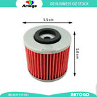 Motorcycle Engine Oil Filter Fit Yamaha XVS250 Drag Star 2001 2002 2003 2004