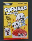Funko Cuphead Cereal with Pocket Pop Hot Topic Exclusive 4-PACK NEW SEALED
