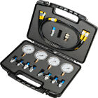 Hydraulic Pressure Test Kit Gauges 10000Psi for Excavator Construction Machinery