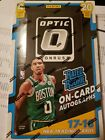 2017 18 Panini Donruss Optic Basketball Hobby Box Brand New Factory Sealed!!