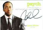 2013 Cryptozoic Psych Seasons 1-4 Autographs Don't Mess with Your Head 14