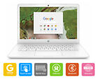 HP Chromebook 14 Laptop Intel 14 GHz 4 GB Ram 16 SSD Bluetooth Wifi HDMI Webcam