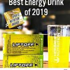 (LIMITED SALE) HERBALIFE LIFTOFF, Effervescent Energy Supllement, Value of $30