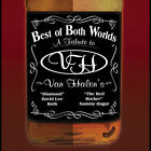 #42- VARIOUS ARTISTS - BEST OF BOTH WORLDS: A TRIBUTE TO VAN HALEN (DISC ONLY)