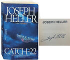 Joseph Heller Catch 22 Signed 1985
