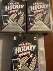 (3) 1990-91 Upper Deck French Edition Hockey Boxes Factory sealed