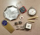 Vintage Junk Drawer Lot MISC STUFF See Pictures FREE S H Ask Questions