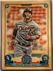 2019 Topps Gypsy Queen Baseball Variations Guide 180