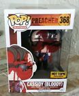 New Funko Pop! Television Preacher Bloody Cassidy #368 Hot Topic Exclusive 17+