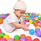 500 pcs Baby Kid Pit Toy Game Swim Pool Soft Plastic Ocean Ball 55cm US