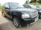 LARGER PHOTOS: LAND ROVER RANGER ROVER V8 SUPERCHARGED AUTOBIOGRAPHY 5.0L, SPARES OR REPAIRS